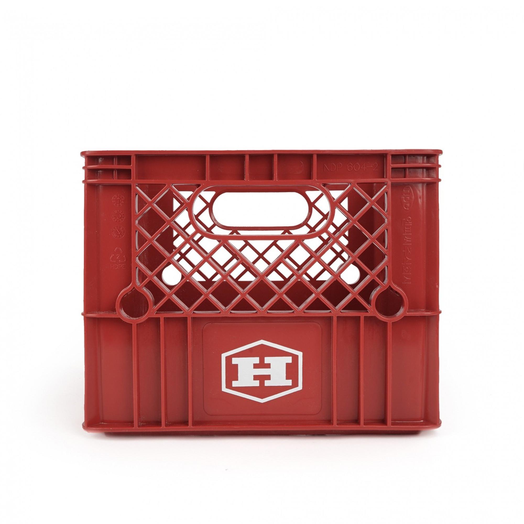 MILKBOX : RUSTIC RED (2021 LTD)